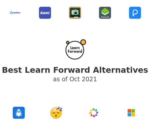Best Learn Forward Alternatives