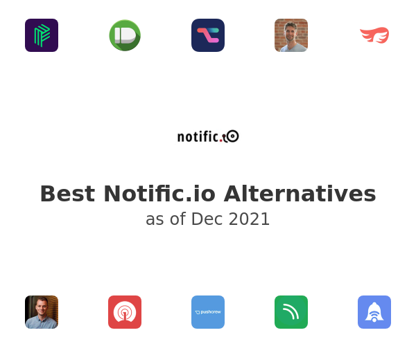 Best Notific.io Alternatives