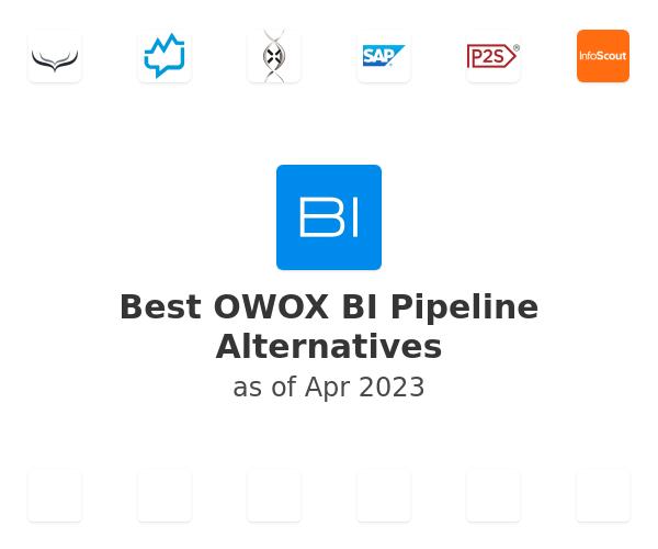 Best OWOX BI Pipeline Alternatives