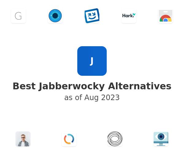 Best Jabberwocky Alternatives