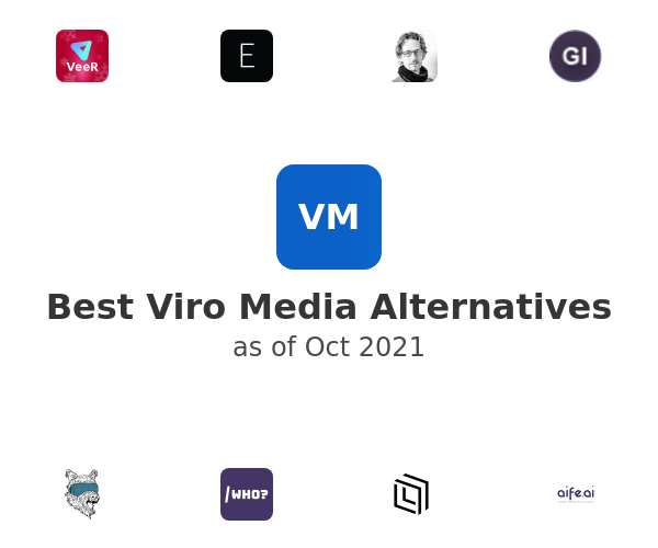 Best Viro Media Alternatives