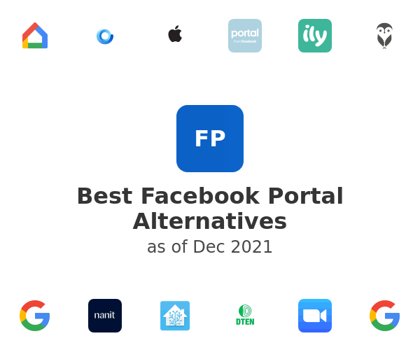 Best Facebook Portal Alternatives