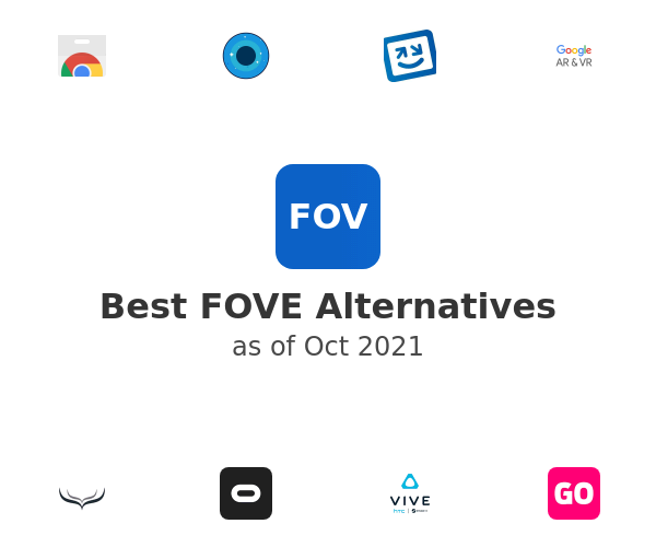 Best FOVE Alternatives