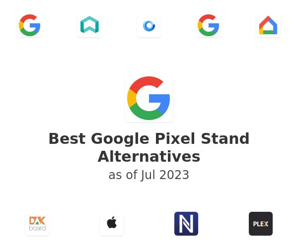 Best Google Pixel Stand Alternatives