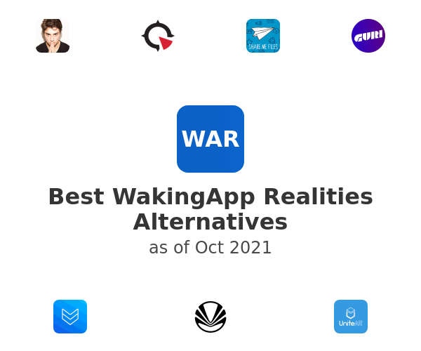 Best WakingApp Realities Alternatives