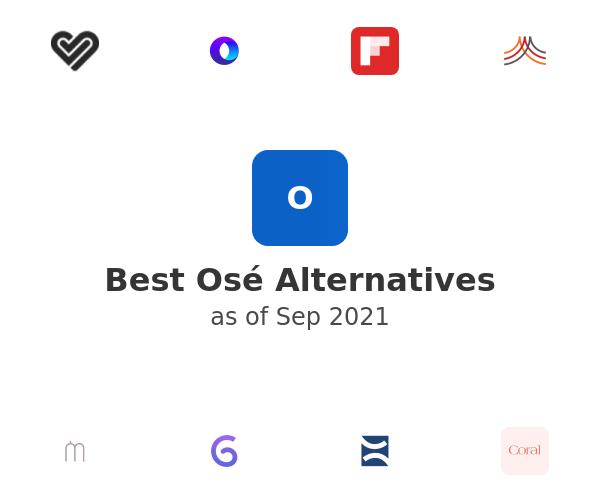 Best Osé Alternatives