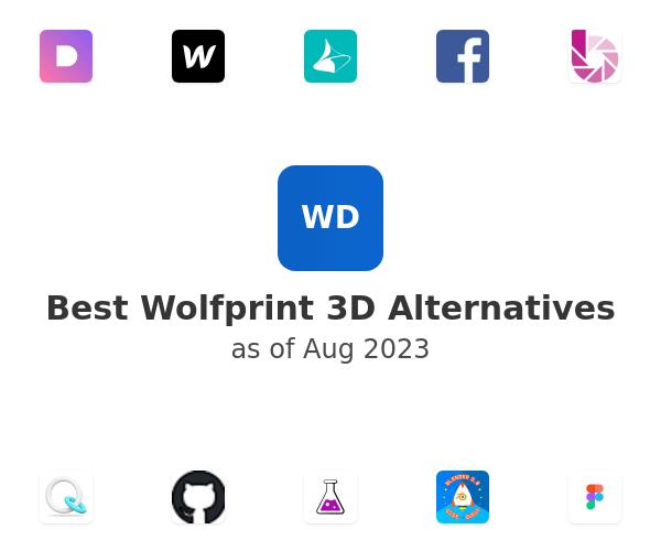 Best Wolfprint 3D Alternatives