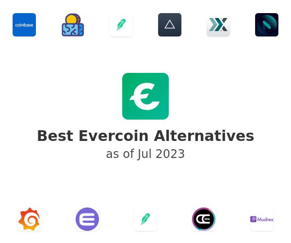 Best Evercoin Alternatives