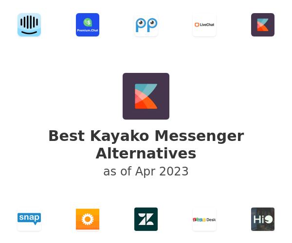 Best Kayako Messenger Alternatives