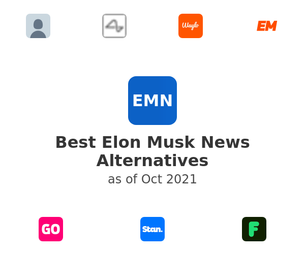 Best Elon Musk News Alternatives