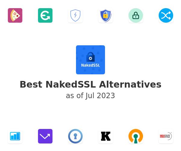 Best NakedSSL Alternatives