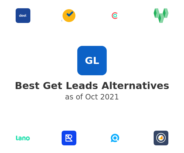 Best Get Leads Alternatives