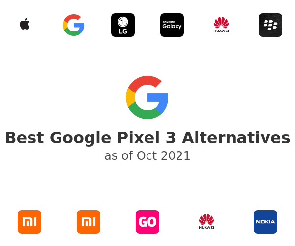 Best Google Pixel 3 Alternatives