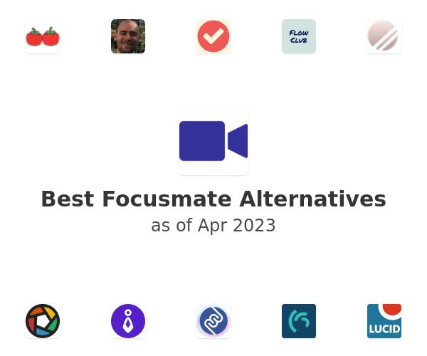 Best Focusmate Alternatives