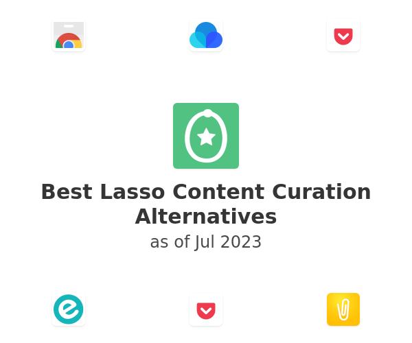 Best Lasso Content Curation Alternatives