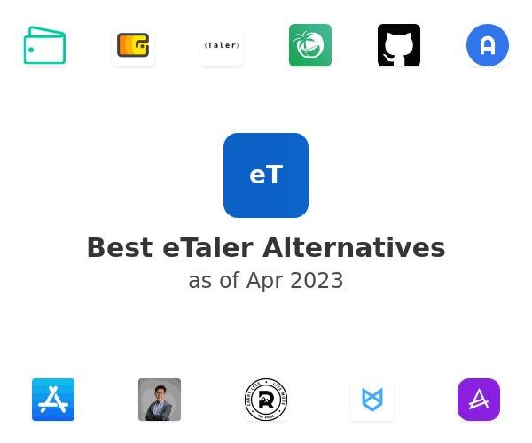 Best eTaler Alternatives