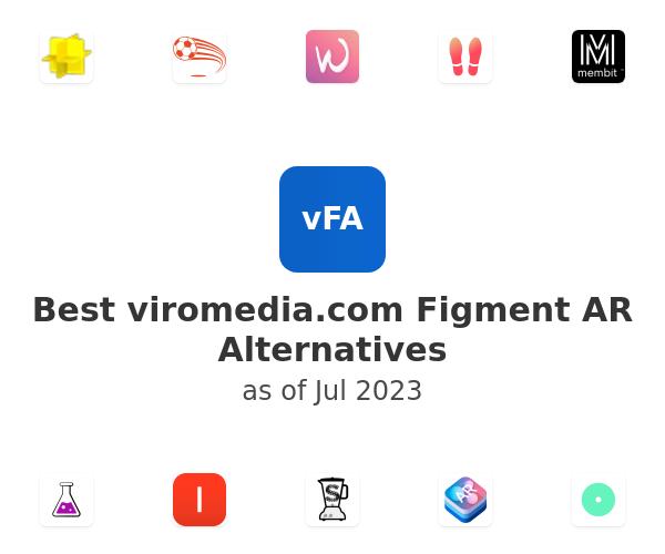 Best Figment AR Alternatives
