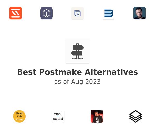 Best Postmake Alternatives