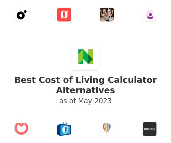 Best Cost of Living Calculator Alternatives