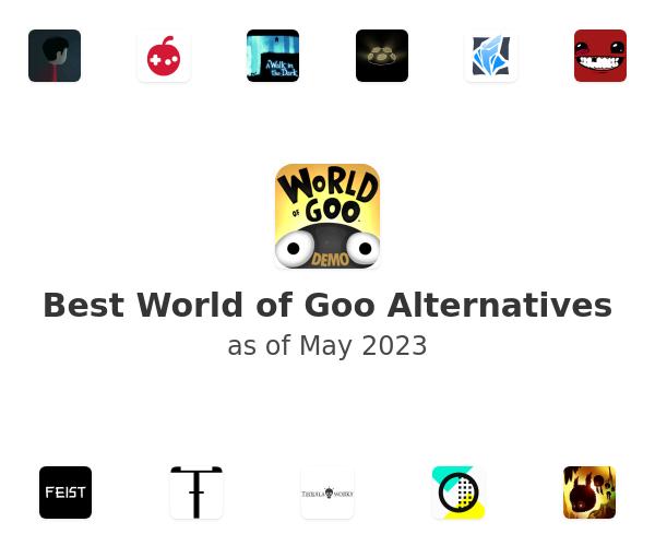 Best World of Goo Alternatives