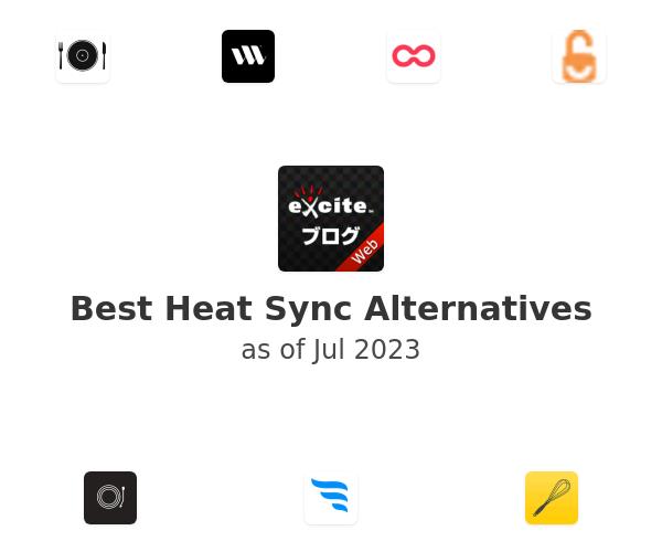 Best Heat Sync Alternatives