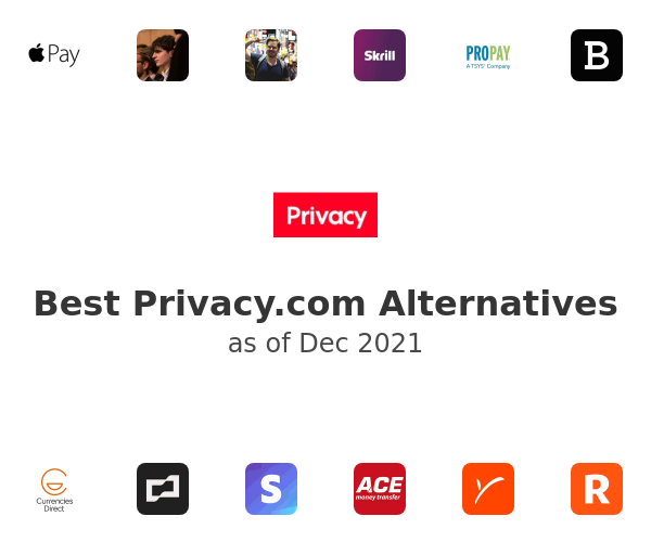 Best Privacy.com Alternatives