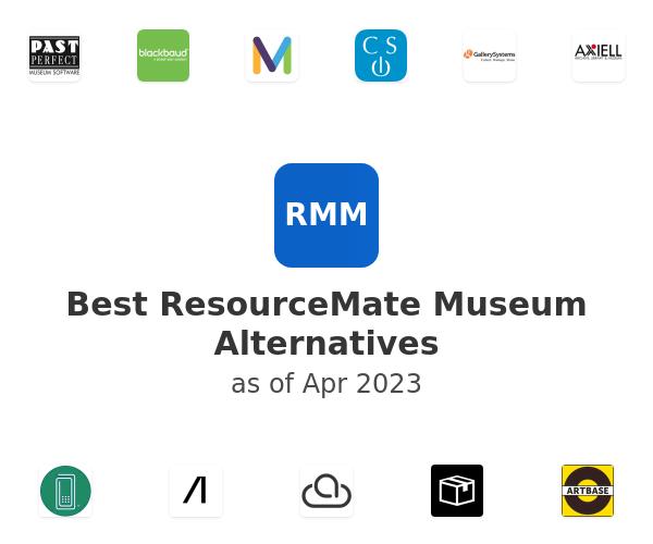 Best ResourceMate Museum Alternatives