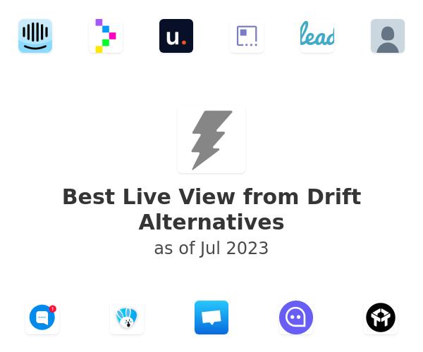 Best Live View from Drift Alternatives