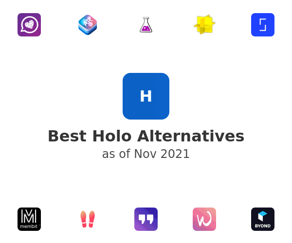 Best Holo Alternatives
