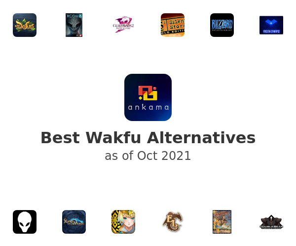 Best Wakfu Alternatives
