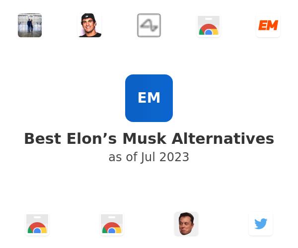Best Elon's Musk Alternatives