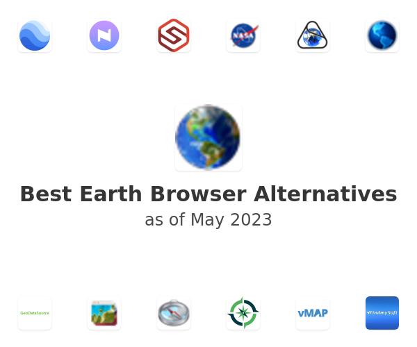 Best Earth Browser Alternatives