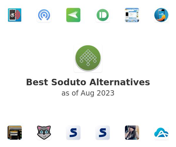 Best Soduto Alternatives