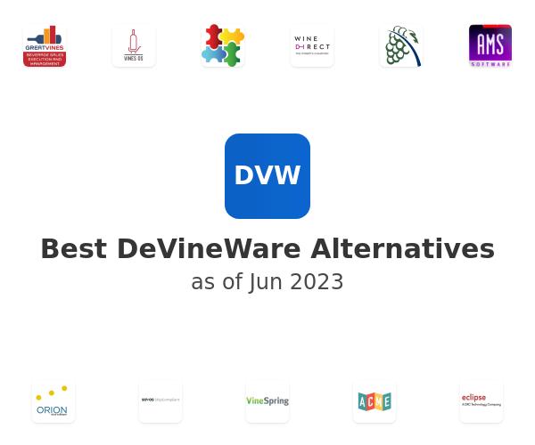 Best DeVineWare Alternatives