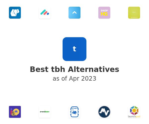 Best tbh Alternatives