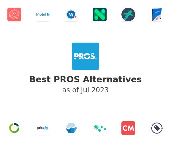 Best PROS Alternatives