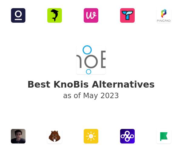 Best KnoBis Alternatives