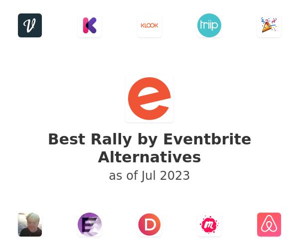 Best Rally by Eventbrite Alternatives