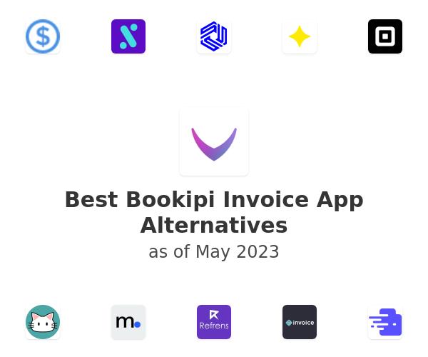 Best Bookipi Invoice App Alternatives