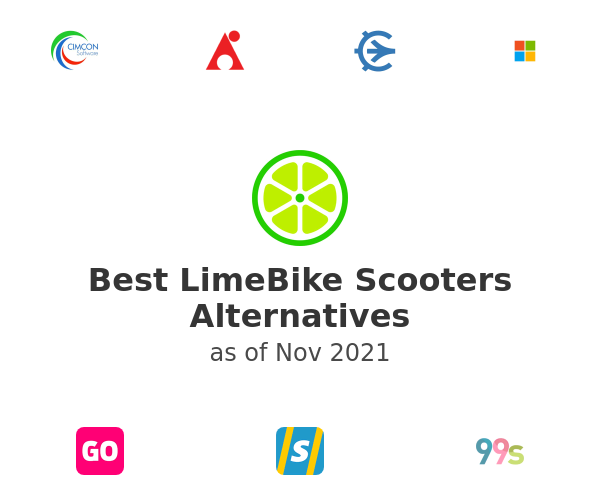 Best LimeBike Scooters Alternatives