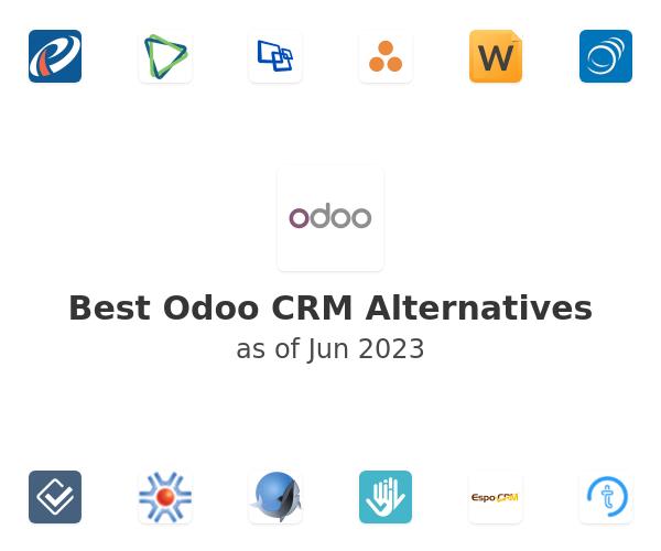 Best Odoo CRM Alternatives