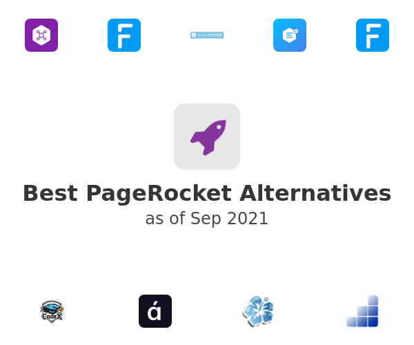 Best PageRocket Alternatives