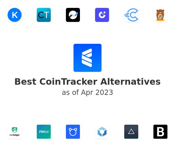 Best CoinTracker Alternatives