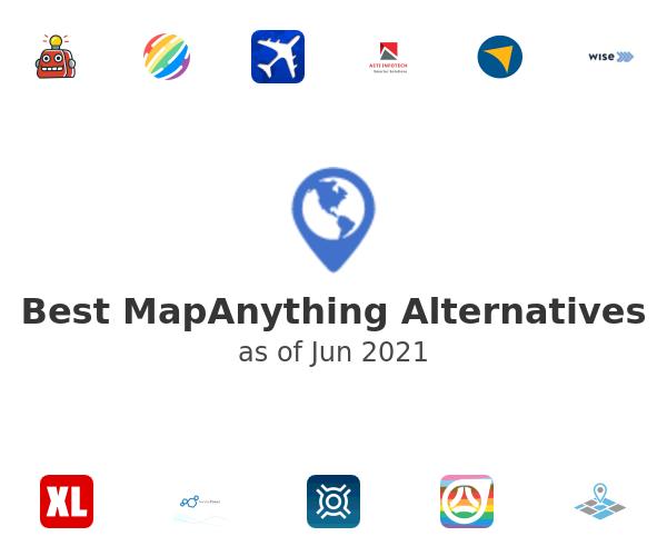 Best MapAnything Alternatives
