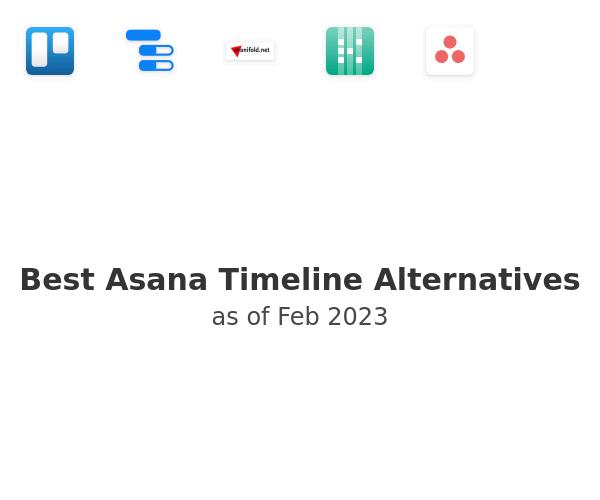 Best Asana Timeline Alternatives