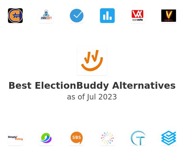 Best ElectionBuddy Alternatives