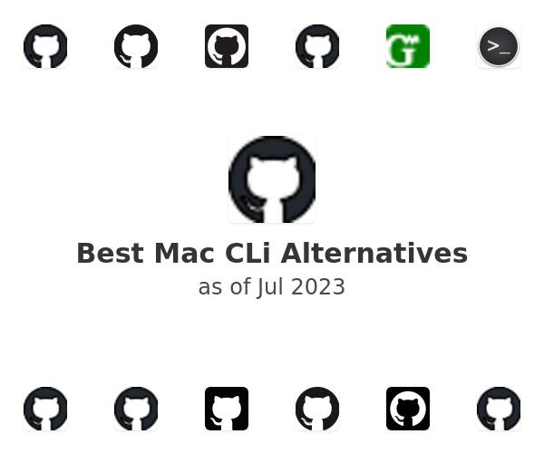 Best Mac CLi Alternatives