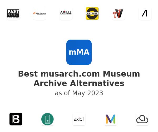 Best Museum Archive Alternatives