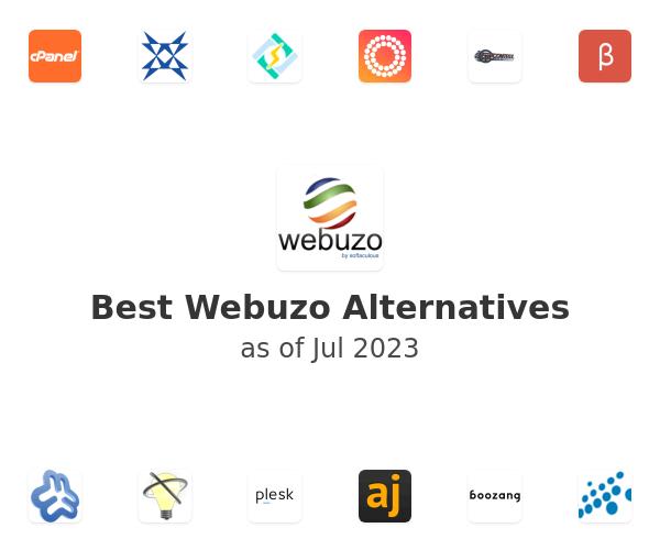 Best Webuzo Alternatives