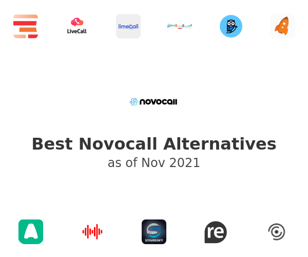Best Novocall Alternatives